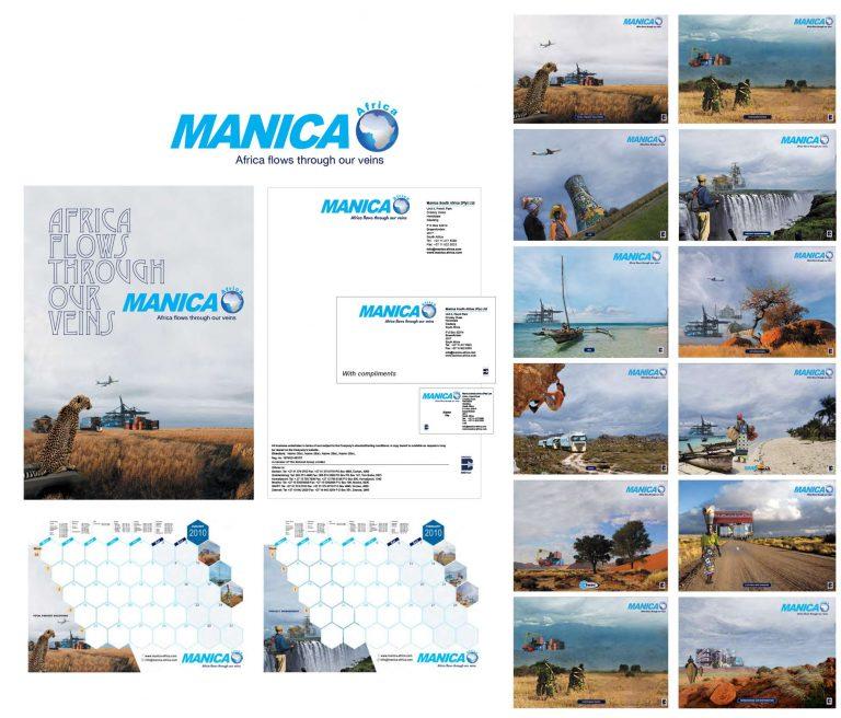 Caro Communications Rebranding Manica